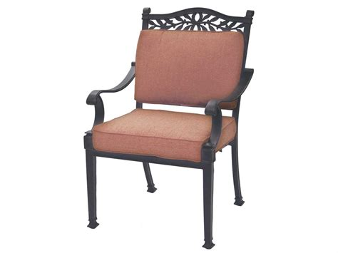 Dining Chair Back Cushions Darlee Outdoor Living Standard Charleston Replacement Dining Chair Seat And Back Cushion