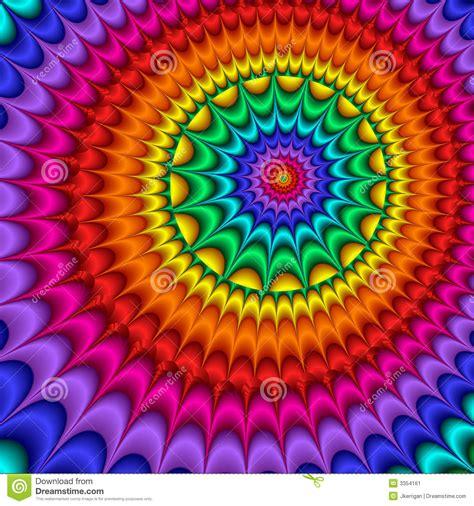 imagenes abstractas en movimiento explosi 243 n psicod 233 lica imagen de archivo imagen 3354161