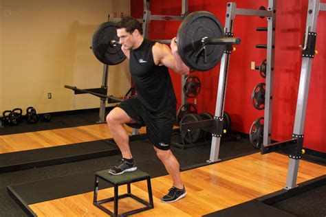 bench step up barbell step ups exercise guide and video