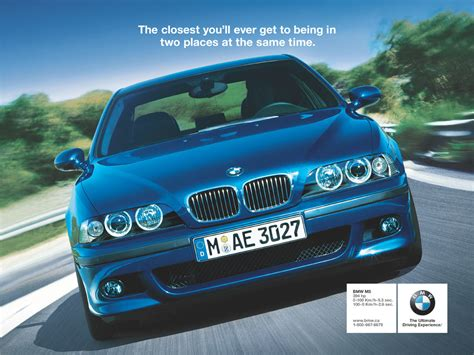 bmw advertisement bmw ads advertisements marketing