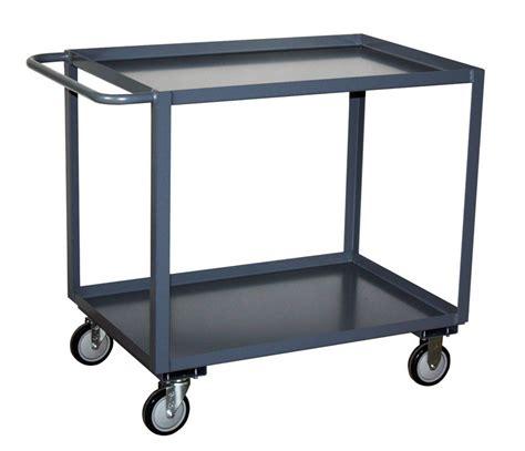 Two Shelf Cart by Two Shelf Service Cart Dc Co Inc