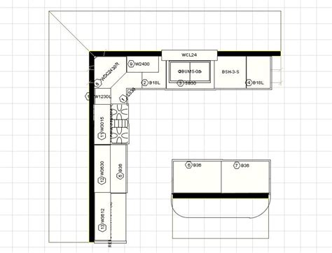 12x14 Kitchen Floor Plan | 10 x 12 kitchen layout 10 x 12 kitchen design ideas
