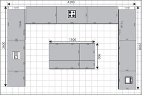 u shaped kitchen with island floor plan what kitchen designs layouts are there diy kitchens