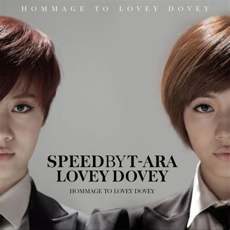 lagu speed loveydovey plus t ara lovey dovey 171 t ara korean