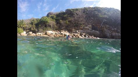 isla de la roqueta acapulco youtube