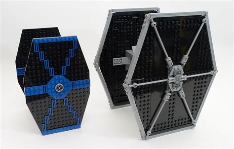 Lego 7146 Wars Tie Fighter lego wars 9492 tie fighter i brick city
