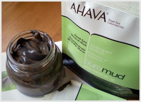 Ahava Mineral Radiance Instant Detox Mud Mask Review by Ahava Dead Sea Mineral Mud To Cleanse Scalp