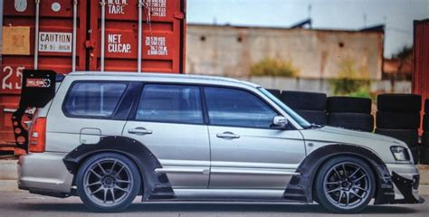 rocket bunny subaru forester subaru forester owners forum view single post 03 05