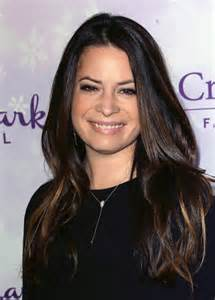 Holly marie combs at hallmark channel hallmark movies and mysteries