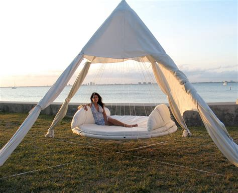 outdoor floating bed hammock inspiration on hammocks floating bed and hanging chairs