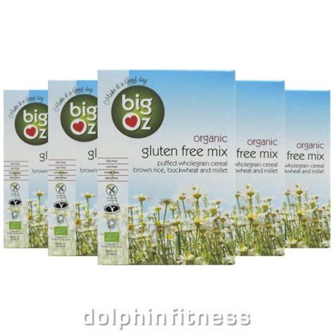 big oz organic gluten  mix