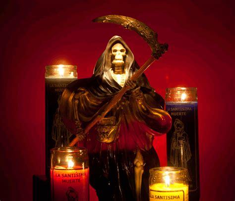 imagenes con movimiento de la santa muerte imagenes de la santa muerte con movimiento21 im 225 genes de