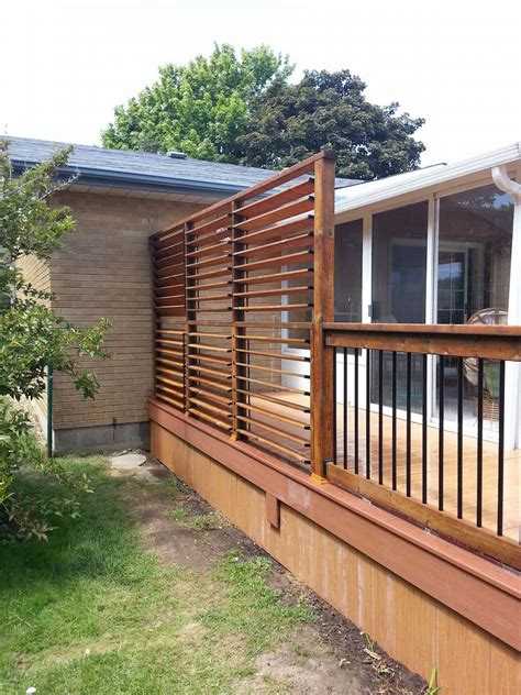 privacy screen for backyard bathroomengaging deck privacy screen outdoor fence panels