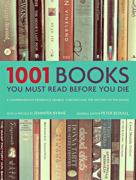 biography you must read 1001 books you must read before you die shelf life