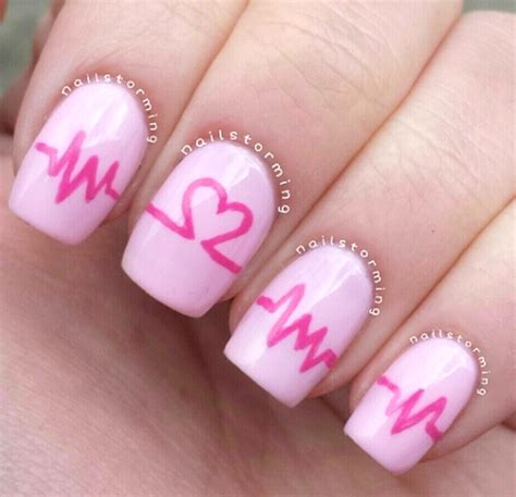 valentines day nail 21 s day nail ideas make it
