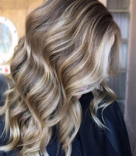 Show A Head Of Hair For Light Ash Brown Light Beige Brown | 37 top blonde highlights for brown dark blonde red
