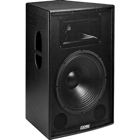 Speaker Eaw eaw fr159z 15 quot 2 way speaker cabinet guitar center