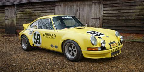 1973 rsr porsche porsche 911 rsr 2 8 1973 for sale