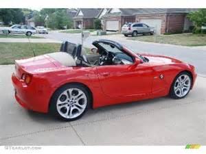 2004 Bmw Z4 3 0 I 2004 Bright Bmw Z4 3 0i Roadster 9881721 Gtcarlot