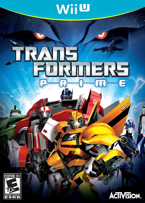transformers prime the wii u review ign