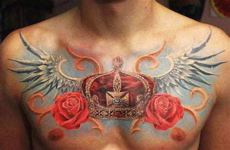 getting a tattoo on your chest 97 unbeatable chest tattoos for men