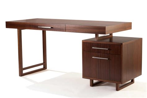dark wood modern desk 20 modern desk ideas for your home office office desks