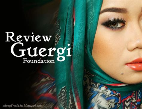 Guergi Foundation Review Guergi Foundation Fotd How To Wear Guergi