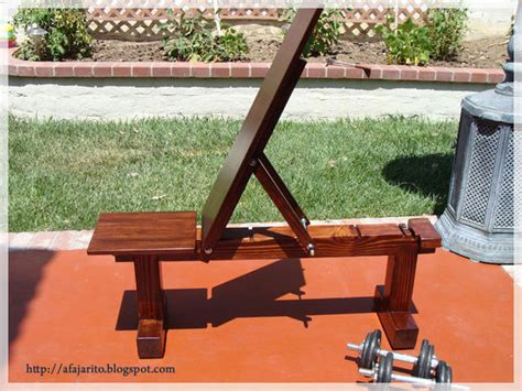how to make your own bench press woodwork wooden workout bench plans pdf plans
