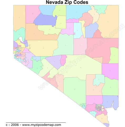 zip code maps com nevada zip code maps free nevada zip code maps