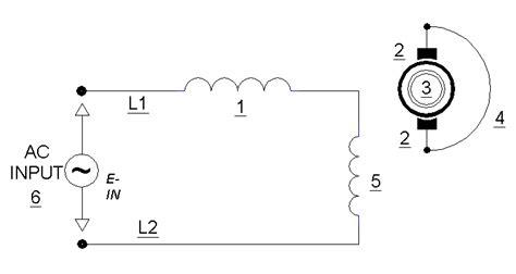 schematics for commutator type motors ecn electrical forums