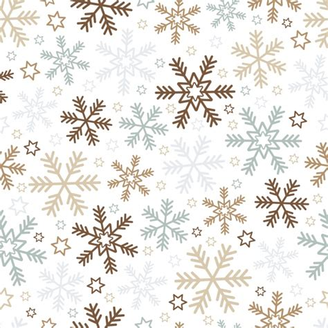 pattern photoshop natale christmas background with snowflakes and stars vector