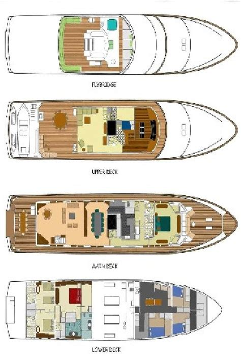 yacht deck layout ideas yacht monte carlo deck plan and layout luxury yacht