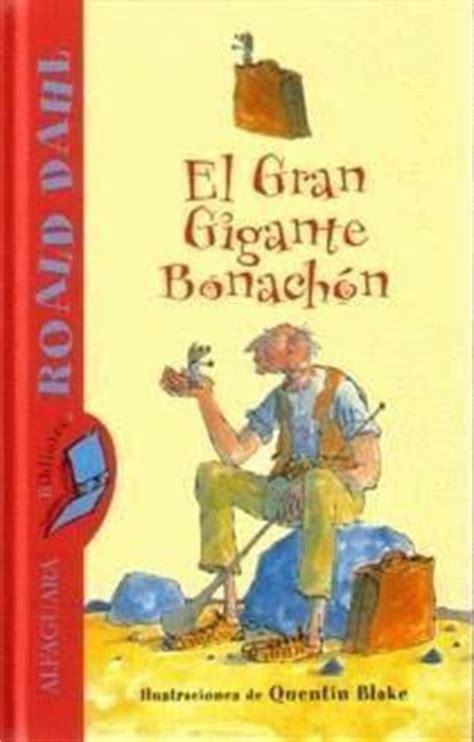 libro el gran gigante bonachn biblioteca tajamar gran gigante bonach 243 n el