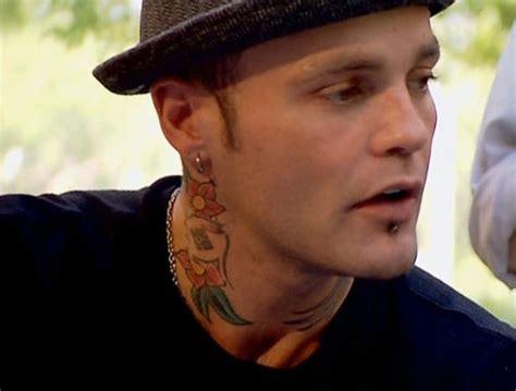 celebrity rehab shifty binzer crazy town s shifty shellshock in coma