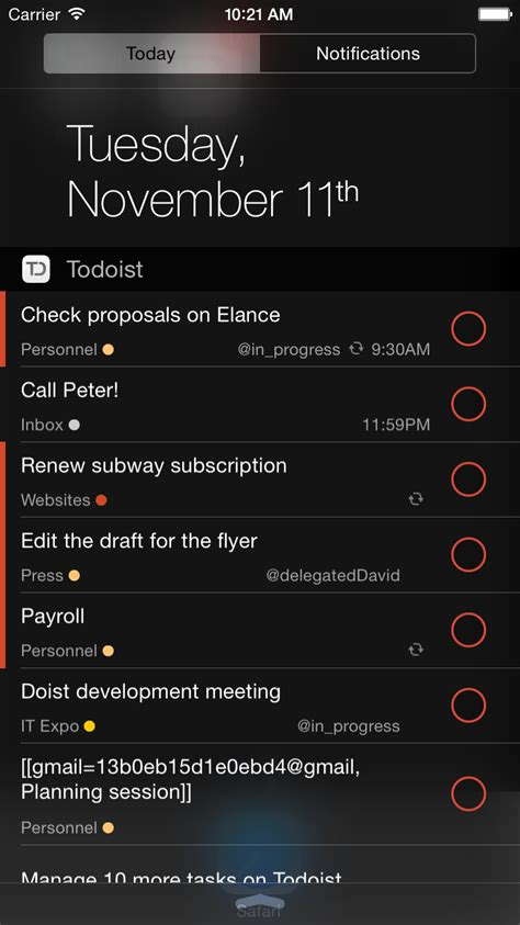 Iphone 6 Giveaway - todoist iphone gets ios 8 update plus iphone 6 giveaway