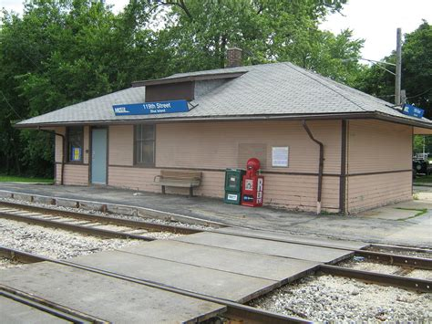 blue station 119th street blue island metra station wikipedia