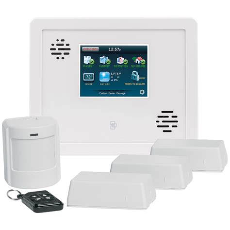 ge interlogix simon xti landline wireless security system