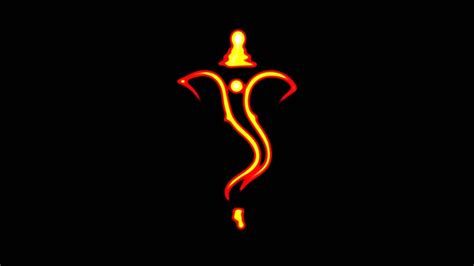 computer god themes ganesh backgrounds wallpaper cave