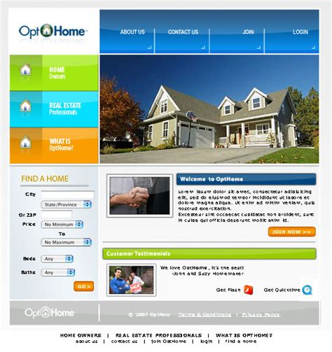 home decor idea websites web design the pile