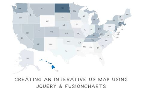 jquery us map creating an interactive us map using jquery fusioncharts