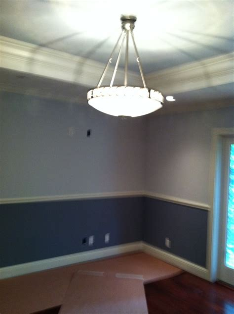 two tone tray br ceilings pinterest trey ceiling trays and paint ideas tray ceiling and two tone paint in room home on the