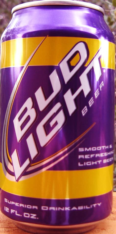 vikings bud light can new cans