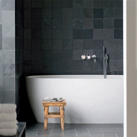black slate bathrooms 35 black slate bathroom wall tiles ideas and pictures