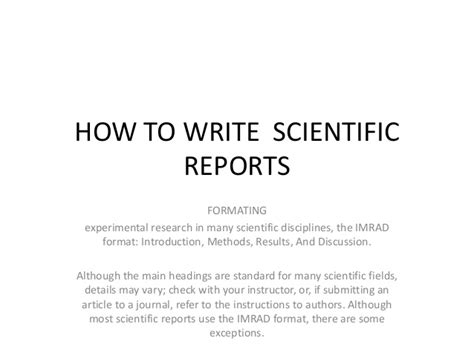 how to write introduction scientific paper how to write an introduction to a scientific research