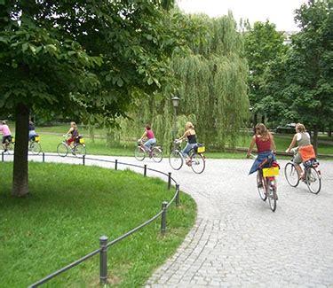 Englischer Garten Fahrrad by Natour Fahrradtour Englischer Garten Schl 246 Sser Parks
