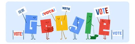 doodle 4 united states united states elections 2016 reminder day 1