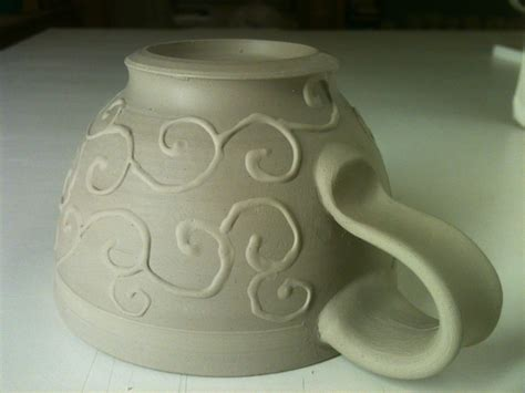pottery design ideas symmetrical pottery new mugs 24 createniks