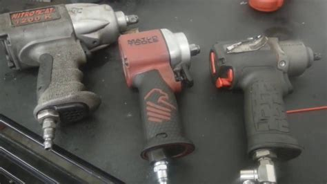 earthquake xt ratchet matco mt2760 1 2 quot stubby impact wrench review youtube