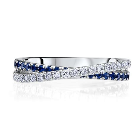 20  best ideas about Sapphire Wedding Bands on Pinterest