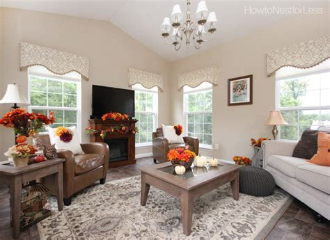 fall decorating on a budget how to nest for less fall decorating on a budget how to nest for less